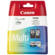 Canon PG-540 Black & CL-541 Colour Ink Cartridges - 5225B006