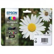 Epson 18 Multipack 4-Colours Ink Cartridges - C13T18064010