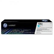 HP 126A Cyan Toner Cartridge LaserJet - CE311A