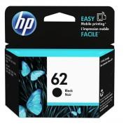 Original HP 62 Black Ink Cartridges - C2P04AE