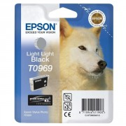 Epson Husky T0969 Light Light Black Ink Cartridge - C13T09694010