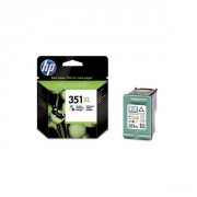 HP 351XL Tri-color Ink Cartridge Original (High Yield) - CB338EE