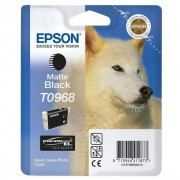 Epson Husky T0968 Inkjet Cartridge Matte Black - C13T09684010