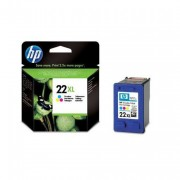 Original HP 22XL Tri-Colour Ink Cartridge (High Yield) - C9352CE
