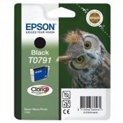 Epson T0791 Black Ink Cartridge ( C13T07914010 , 8715946360461 )