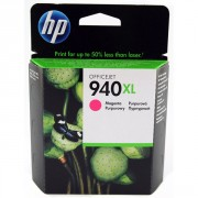 HP 940XL Magenta Ink Cartridges Original (High Yield) - C4908AE