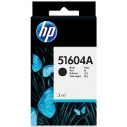 HP Black Plain Paper Print Cartridges - 51604A