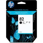 HP 82 Black Ink Cartridges, DesignJet  - CH565A