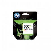 HP 300XL Tri-Colour Ink Cartridges Original (High Yield) - CC644EE