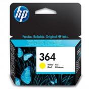 HP 364 Yellow Ink Cartridges Original - CB320EE
