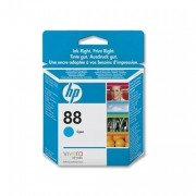 HP 88 Cyan Ink Cartridges, Officejet (C9386AE)
