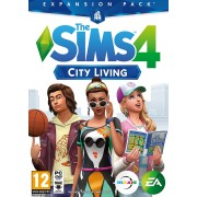 The Sims 4: City Living Expansion Pack (PC DVD)