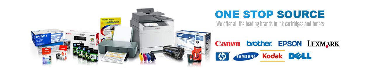 Genuine printer ink cartridges