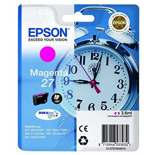 Epson T2703 Magenta INK (C13T27034010)
