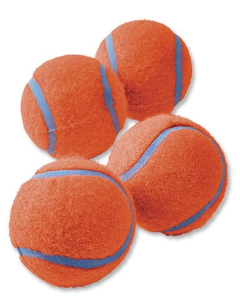 Chuckit! Tennis Ball Pack of 4
