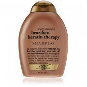OGX BRAZILIAN KERATIN SMOOTH SHAMPOO, 385ML