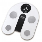 Tanita Body Fat Monitor/Scale With White Backlit LCD Display