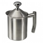 HAMA MILK BOOSTER STAINLESS STEEL MILK FROTHER