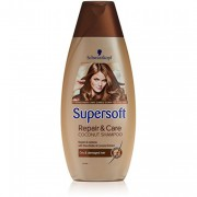 Supersoft Repair and Care Coconut Shampoo - 400ml