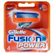 GILLETTE FUSION POWER BLADES (4 Blades)