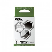 Dell Series 9 Black Ink Cartridges (592-10209 , DLMK990 )