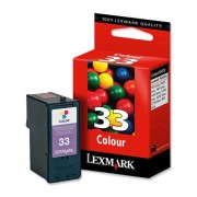 Lexmark 33 Colour Ink Cartridge ( 18CX033E , LE18CX033E )