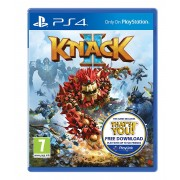 Sony Knack 2 (Includes free download of That's You) - PS4